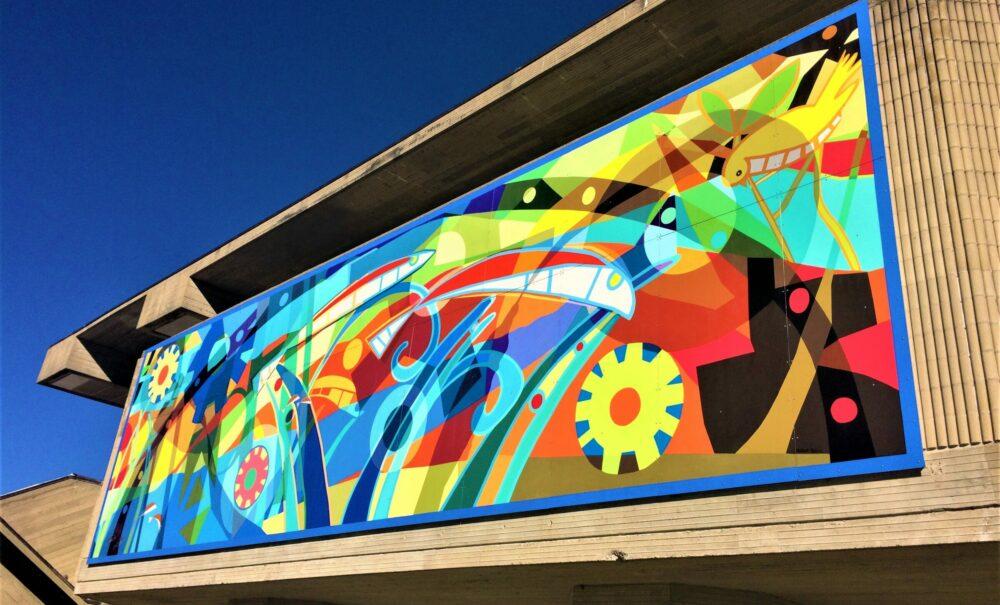 Dartmouth Mural