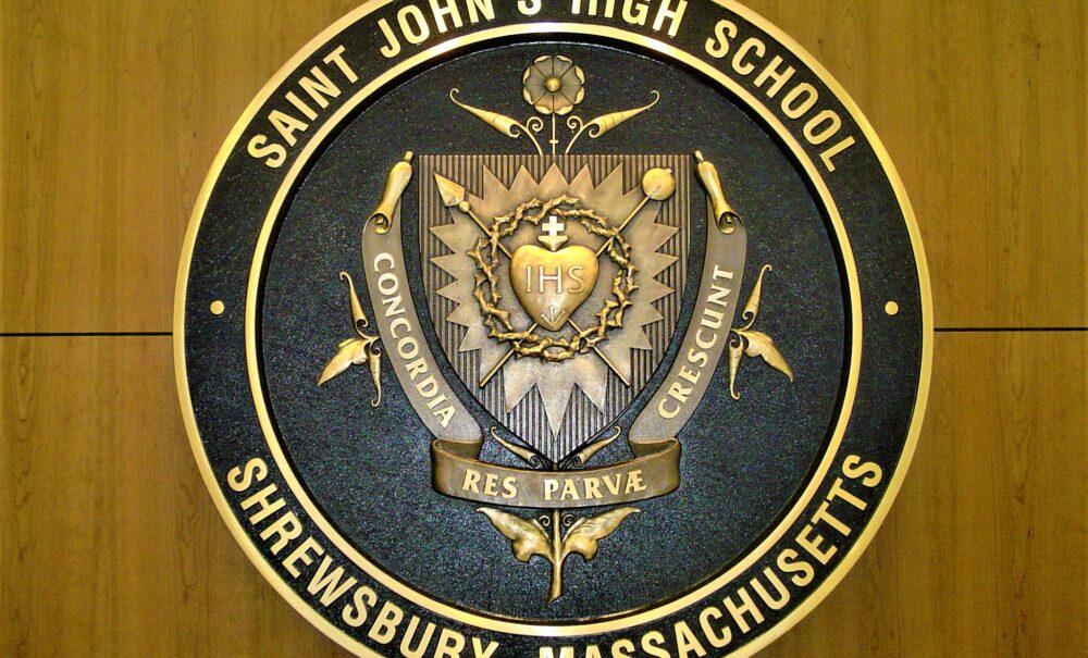 St John's Plaque